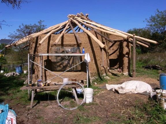 You can build this cob house for 3000 the year of mud cob house under construction fandeluxe Gallery