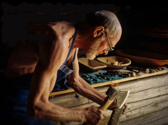 Wille Sundqvist, Carver & Author of Swedish Carving Techniques