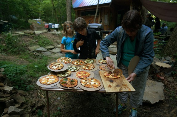 Pizza party time
