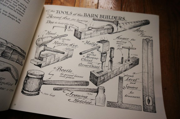 Tools for Barn Building