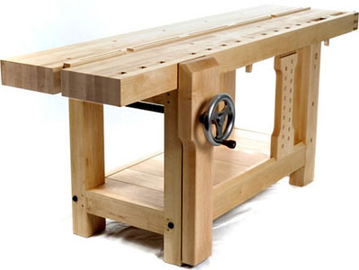 Diy Roubo Workbench Plans The Year Of Mud