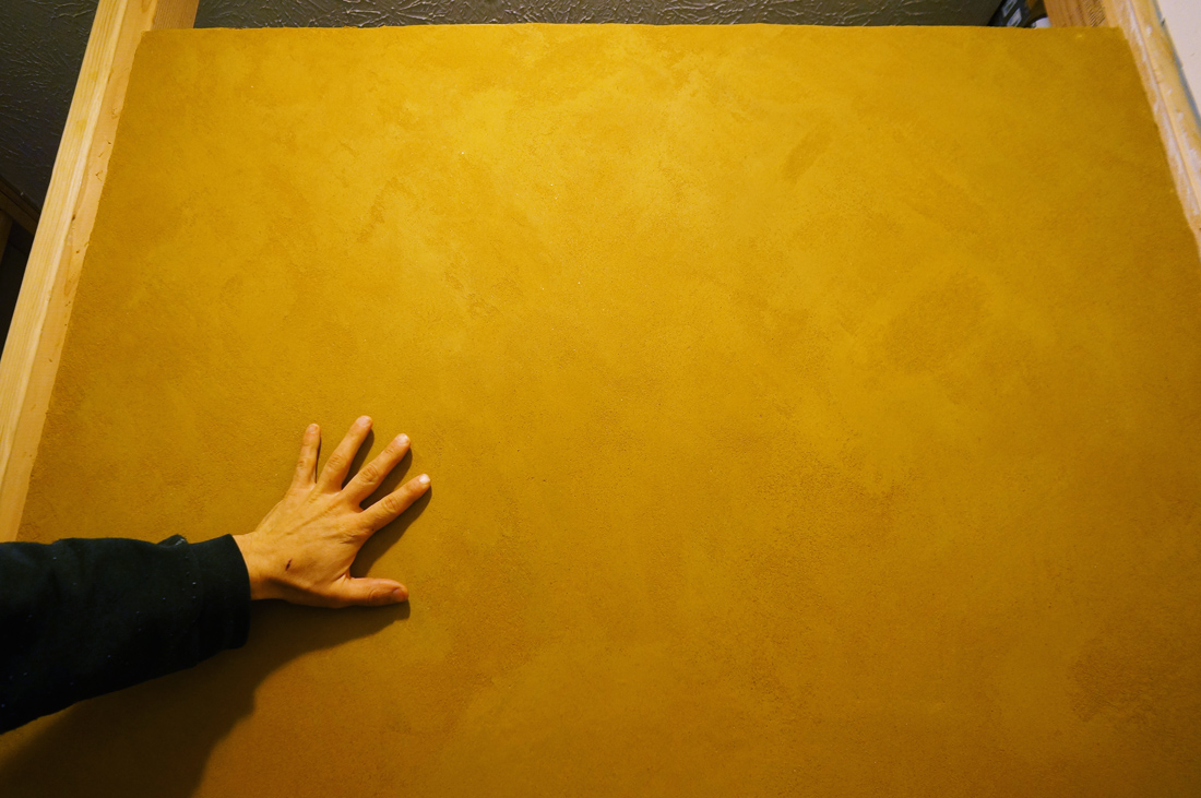 How to Use Clay Paint on Drywall | The Year of Mud