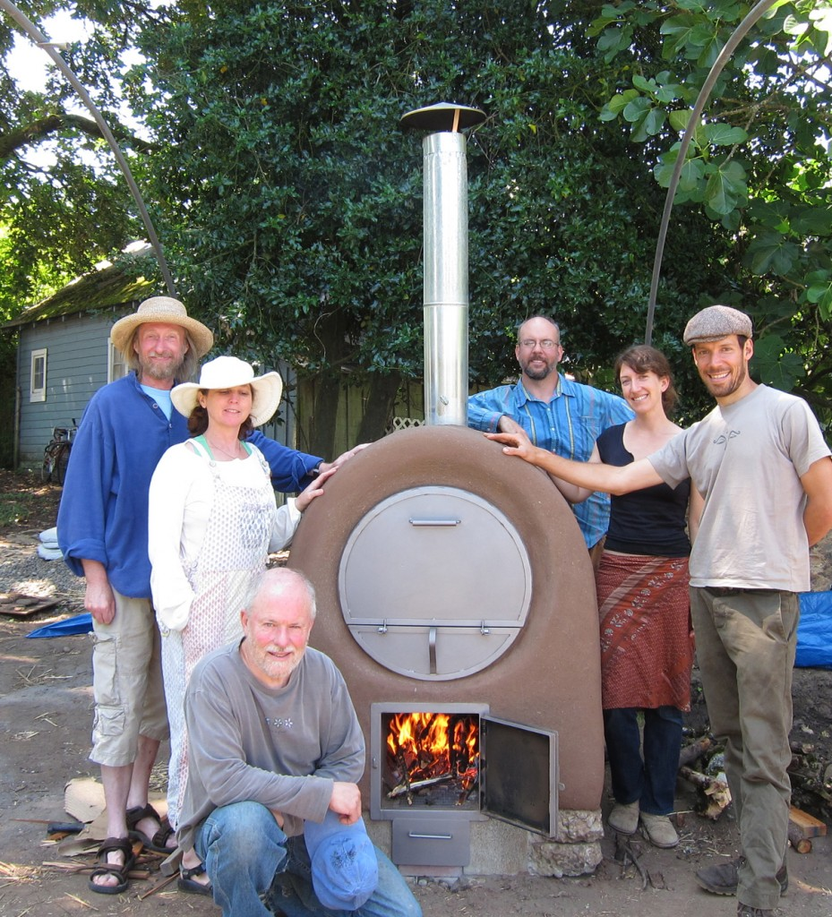 Build Your Own Diy Barrel Oven The Year Of Mud